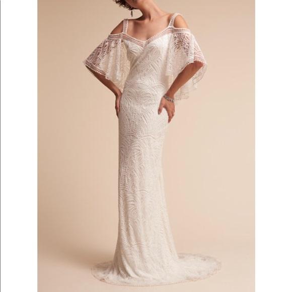 Tadashi Shoji. Wedding Dress